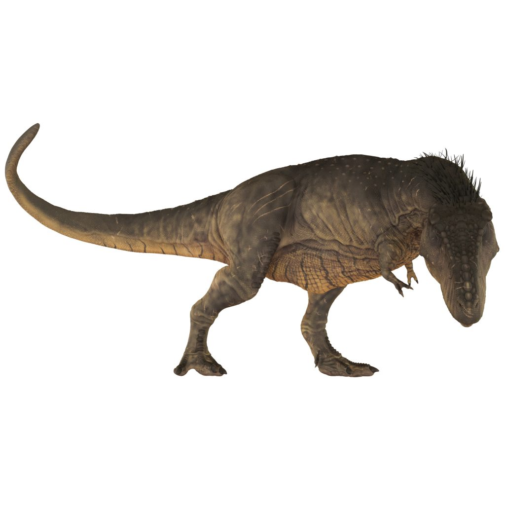 Image of a T-rex looking displeased